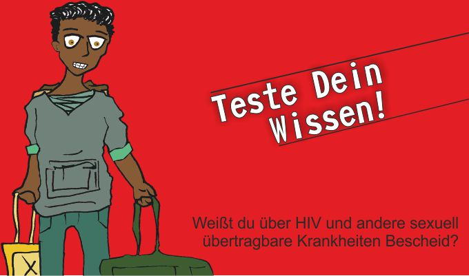 HIV-Wissenstest